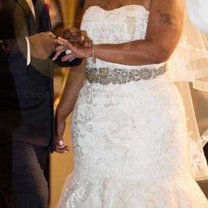 Dresses - Jewel by David's Bridal